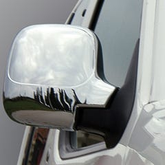 Mirror Cover Abs Chrome  Mercedes Vito Mk1 (99-03) 2 Pcs.