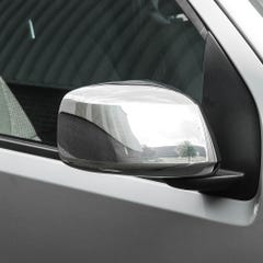 Mirror Cover Stainless Steel Navara D40 (05 on)