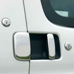 Door Handle Cover Stainless Steel  Citroen Berlingo Mk3 (4 Doors )