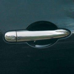 Door Handle Cover Stainless Steel  Fiat Doblo Mk1 (4 Doors )