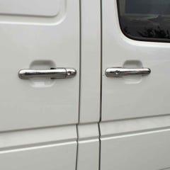 Door Handle Cover Stainless Steel  Nissan Qashqai (4 Doors )