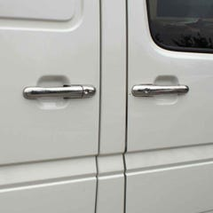 Door Handle Cover Stainless Steel  Renault Kangoo Mk3 (4 Doors )