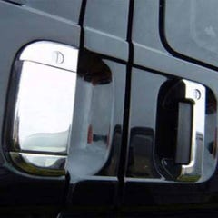 Door Handle Cover Stainless Steel  VW T4 Transporter (3 Doors )