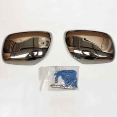 Chrome Door Mirrors, EGR,  for Toyota Landcruiser 200