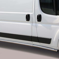 Side Bars 63mm Stainless Mach for Relay Mk4 (14on) LWB