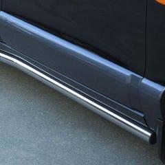 Side Bars 63mm Stainless Mach for Hyundai Santa Fe Mk1 (01-05)