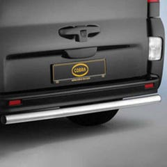 Cobra Rear Bar St/St (Brushed) Single Straight for Trafic, Vivaro, Primastar LWB