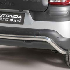 Rear Bar 50mm Stainless Mach for Citroen C4 Cactus (15 on)