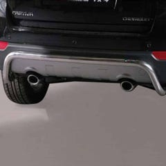 Rear Bar 50mm Stainless Mach for Chevrolet Captiva (2011-13)