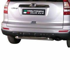 Rear Bar 76mm Stainless Mach for Honda CRV Mk5 (10 on)