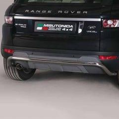 Rear Bar 50mm Stainless Mach for Range Rover Evoque Mk1 (11-16)