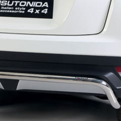 Rear Bar 50mm Stainless Mach for  Mitsubishi Eclipse (18 on)