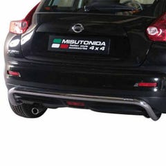 Rear Bar 76mm Stainless Mach Juke Mk1 (10 on)