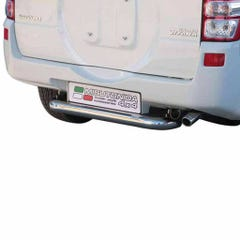 Rear Bar 76mm Stainless Mach Grand Vitara Mk4 (10 on) PP1/236/IX