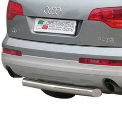 76mm Stainless Steel Rear Bar for Audi Q7 (06 on)
