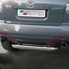 Rear Bar SINGLE 76mm Stainless Mach for Mazda CX-7 (08 on)