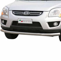 Rear Corner Protection 50mm SS Mach for Kia Sportage Mk4 (08-10)