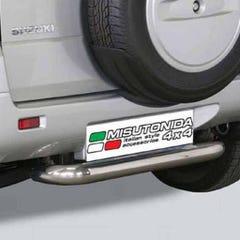 Rear Corner Protection 50mm SS Mach for Suzuki Grand Vitara Mk1 (99-00) 2 Door
