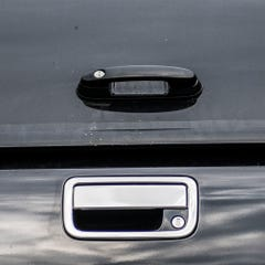 ABS Chrome Tailgate Handle Cover Ranger Mk5 (12 on)