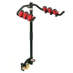 Witter Cycle Carrier 3 bikes for vehicle with Spare Wheel overhang up to 187mm