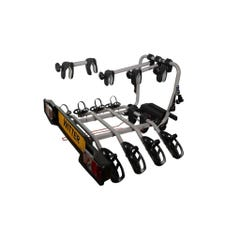 Witter Towball Mounted Tilting 4 Bike Cycle Carrier