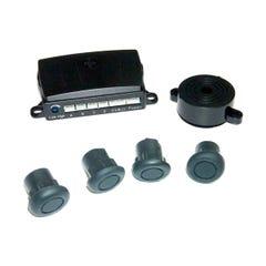 Rear Parking Kit 4 Sensors - Rubber