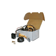 Dedicated 7 Pin Plug & Play Tow Bar Wiring Kit Mercedes X Class (18-21) DC
