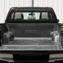 Truckman Low-Slip Over Rail Bedliner,Tailboard, Fit Kit Amarok Mk1 (10-16) DC
