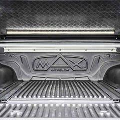 MAX Over Rail Bedliner,Tailboard, Fitting Kit D40/Navara (05-15) C-Channels DC