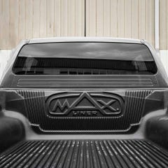 MAX Over Rail Bedliner,Tailboard, Fitting Kit Toyota Hilux Mk8-9 (16 on) DC