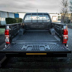 MAX Over Rail Bedliner,Tailboard, Fitting Kit Toyota Hilux Mk8 (16 on) SC