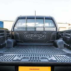 MAX Over Rail Bedliner,Tailboard, Fitting Kit Hilux Mk6 (05-16) EC Rack Cut outs