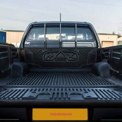 MAX Bedliner Over Rail Hilux Mk6 / Vigo (05-16) SINGLE CAB.