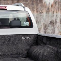 BedRug Heavy-Duty Carpet Load Bed Liner Isuzu D-Max Mk6 (2021 Onwards) Double Cab