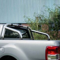 Stainless Steel Roll Bar for Ford Ranger Mk5-7 (12 on) Double Cab