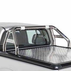 S/S 76mm Roll Bar For Truckman Tonneau Cover Hilux/Amarok/D40/DMax/L200 EC