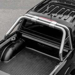 S/S 76mm Roll Bar For Truckman Tonneau Cover Mercedes X-Class (18-21) DC