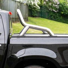 Truckman Roll Bar For Retrax Stainless High Brake Light D-Max Mk4-5 (12-20) DC