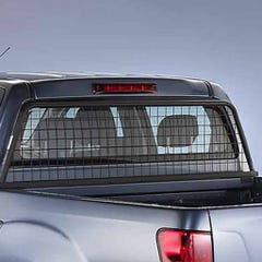 Ladder Rack and Window Protector Aluminum D-Max Mk4-5 (12 - 20)