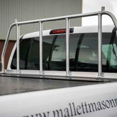 Jack Rabbit Compatible Aluminum Ladder Rack for Ranger Mk5