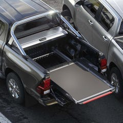 Mountain Top Sliding Tray Nissan Navara NP300 (16 on) DC