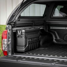 Max Liner Maxbox Universal Utility Pick-Up Truck Storage Sidecase