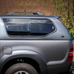 Truckman GLS Hardtop Remote Locking Hilux Mk6 (05-16) Double Cab