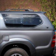 Truckman GLS Hardtop Remote Locking Hilux Mk6 (05-16) Double Cab