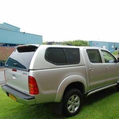 Truckman GLS Hardtop Remote Locking Ranger Mk3-4 (06-12) Double Cab