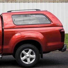 Truckman GLS Hardtop R/Lock R/Bars D-Max Mk 4-5 (12-20) Extra Cab