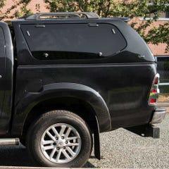 Truckman S-Series Remote Hardtop Hilux Mk6 (05-16) Extra Cab