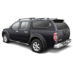 Truckman S-Series D/Doors H/Top Navara / D40 (05-15) Extra Cab