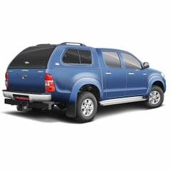 Truckman Max H/Top Sliding Side Windows Hilux Mk6-7 (05-12) Extra Cab