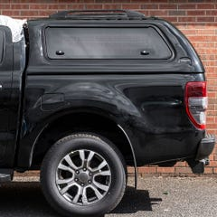 Truckman Max Hardtop Gull Side Windows Amarok Mk1-2 (10-21) Double Cab